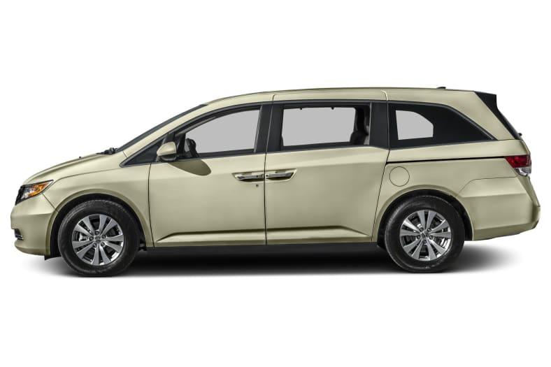 2016 Honda Odyssey Ex L Passenger Van Pictures