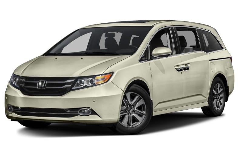2016 Honda Odyssey Touring Elite Passenger Van Information