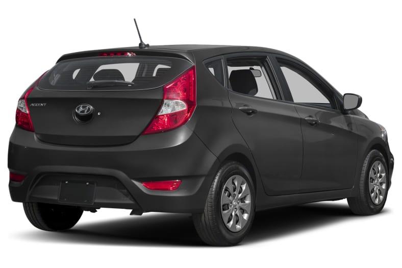 2017 Hyundai Accent Exterior Photo