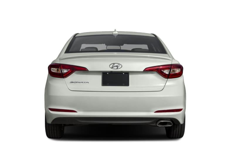 2017 Hyundai Sonata Exterior Photo