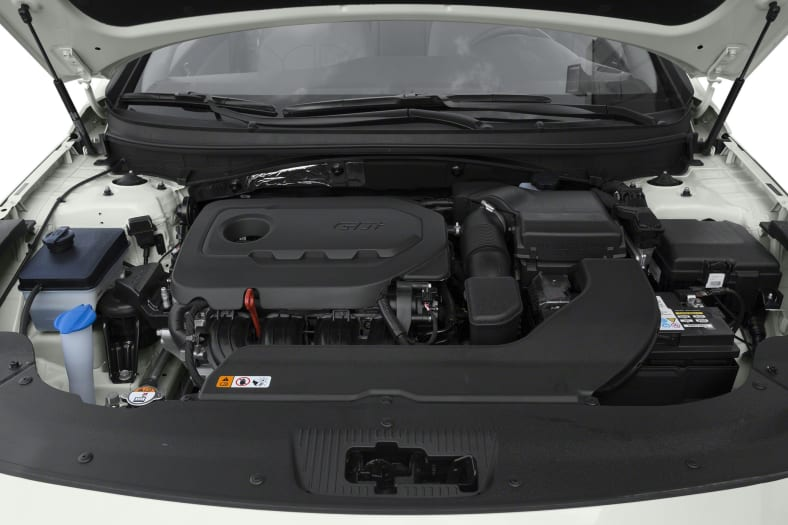 2016 Hyundai Sonata Exterior Photo