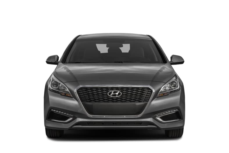 2017 Hyundai Sonata Hybrid Exterior Photo