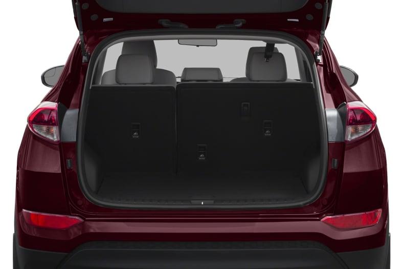 2016 Hyundai Tucson Exterior Photo