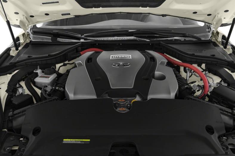 2016 INFINITI Q50 Hybrid Exterior Photo