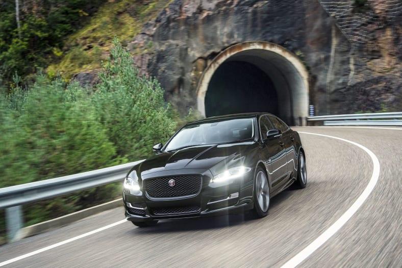2018 Jaguar XJ Exterior Photo