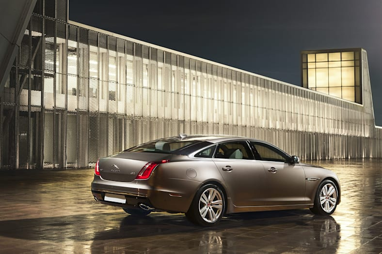 2018 jaguar xjl. plain xjl 2018 jaguar xj exterior photo with jaguar xjl