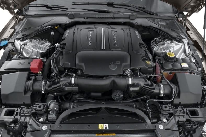 2018 Jaguar XF Exterior Photo