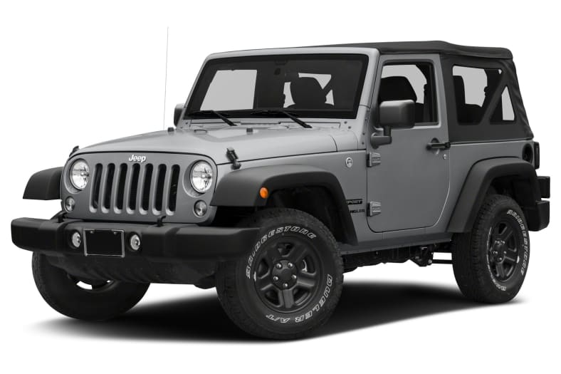 2014 Jeep Wrangler Exterior Photo