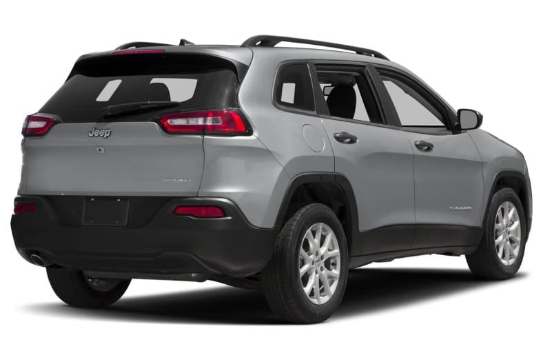 2014 Jeep Cherokee Information