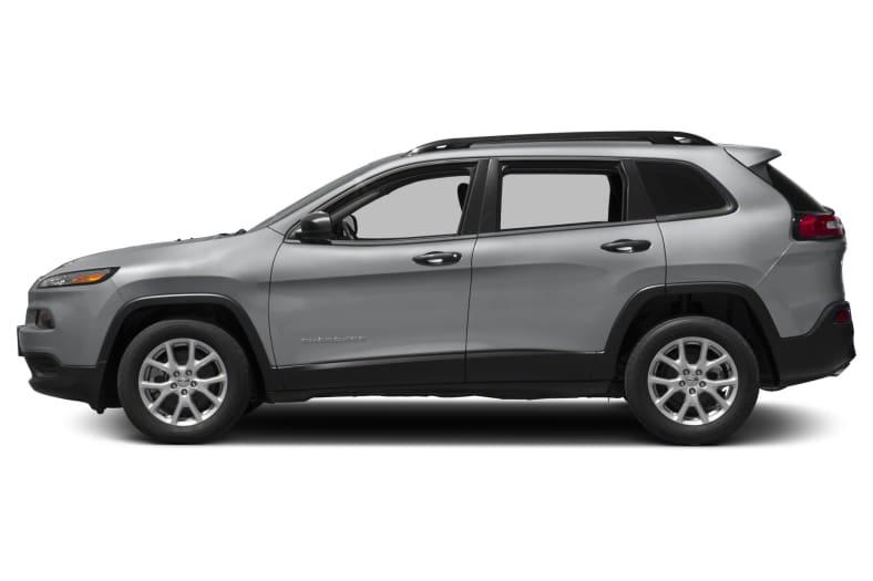 2016 Jeep Cherokee Exterior Photo