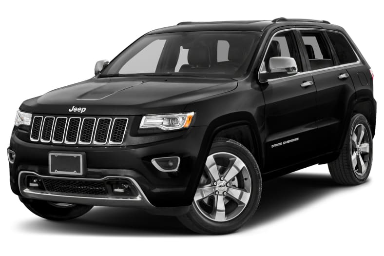 2015 Jeep Grand Cherokee Overland 4dr 4x4 Pictures
