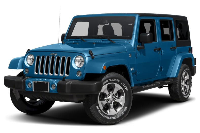 2016 Jeep Wrangler Unlimited Sahara 4dr 4x4 Pricing and Options