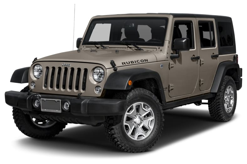 2015 Wrangler Unlimited