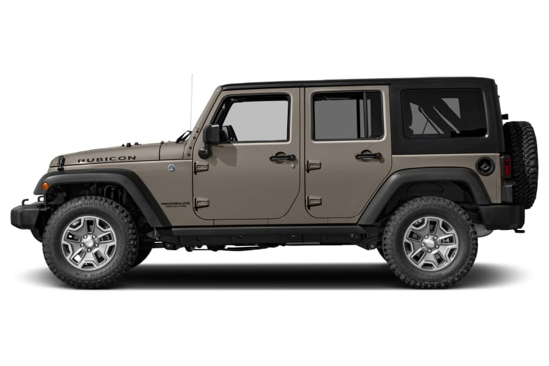 2016 Jeep Wrangler Unlimited Exterior Photo