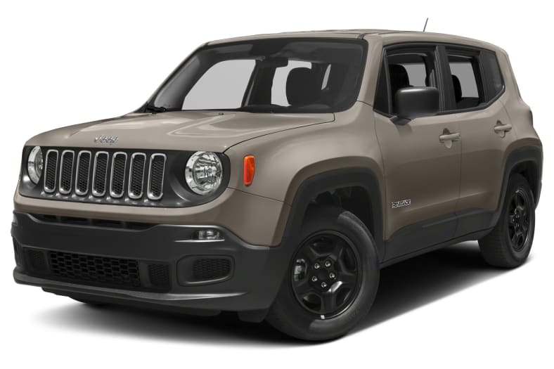 2015 Jeep Renegade Information