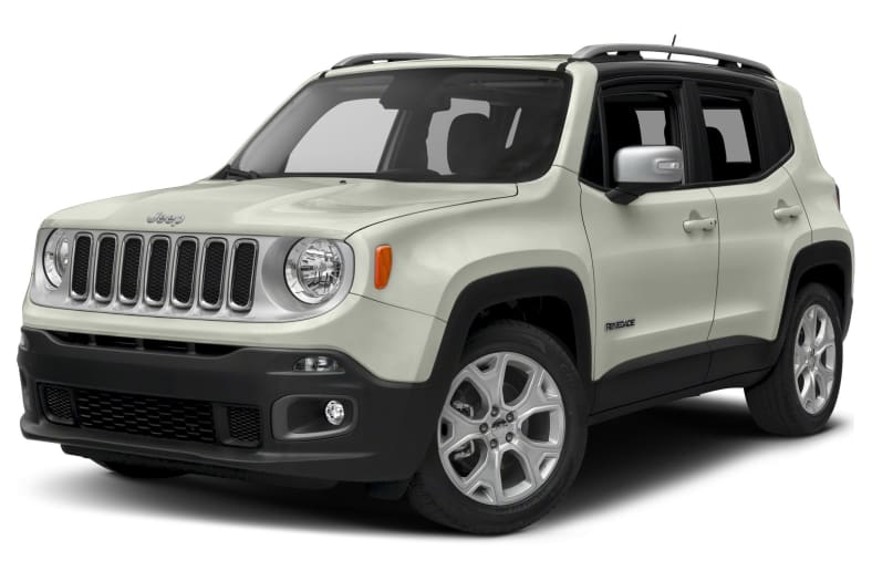 Jeep Renegade Limited >> 2018 Jeep Renegade Limited 4dr 4x4 Pricing And Options