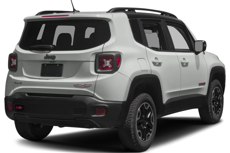 2018 Jeep Renegade Exterior Photo