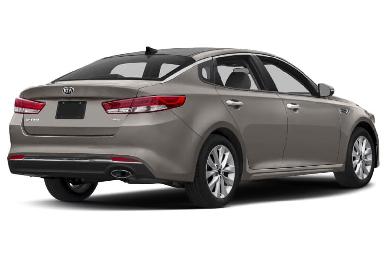 2011 Kia Optima For Sale >> 2018 Kia Optima Pictures