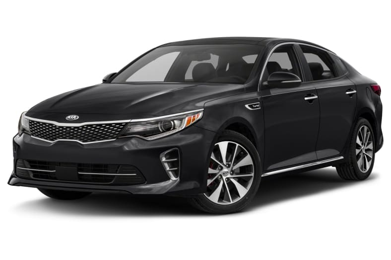 2016 Kia Optima SX Turbo 4dr Sedan