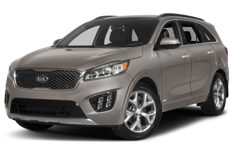 2016 Kia Sorento 3 3L SXL 4dr All wheel Drive