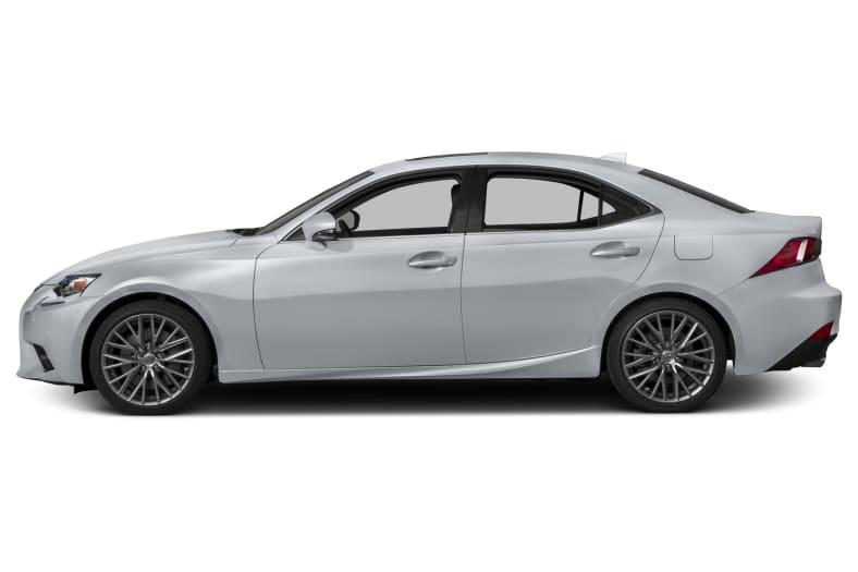 2016 Lexus IS 300 Exterior Photo
