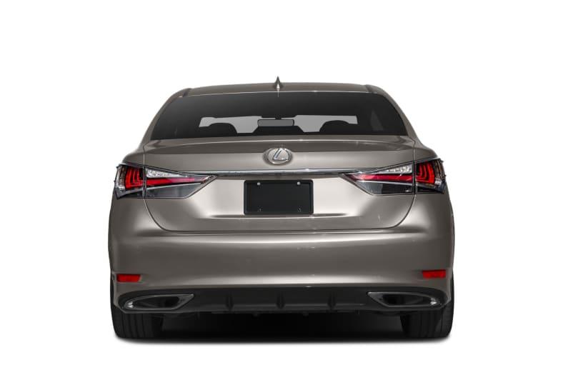 2017 Lexus GS 200t Exterior Photo