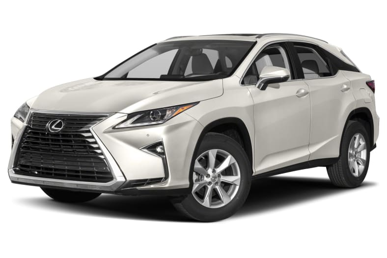 2017 Lexus Rx 350 Exterior Photo
