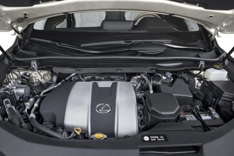 2018 Lexus RX 350 Exterior Photo