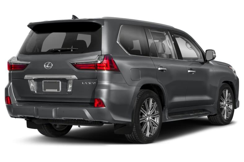 2018 Lexus LX 570 Exterior Photo