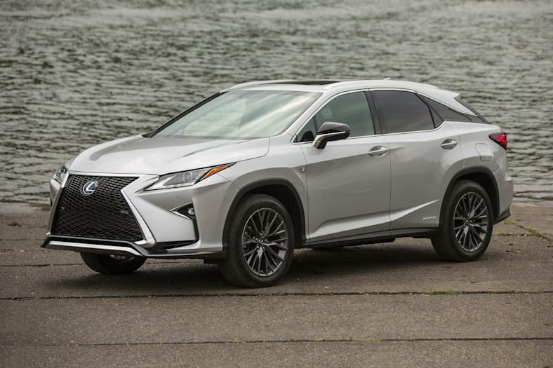 2017 lexus rx 450h f sport 4dr all wheel drive pictures. Black Bedroom Furniture Sets. Home Design Ideas