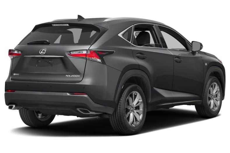 2017 lexus nx 200t f sport 4dr all wheel drive pictures. Black Bedroom Furniture Sets. Home Design Ideas