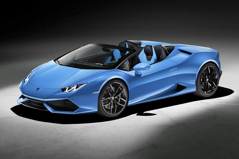 2017 lamborghini huracan lp610-4s 2dr all-wheel drive spyder pricing