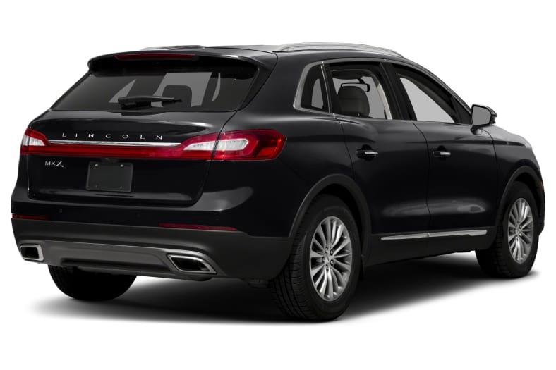 2017 Lincoln MKX Exterior Photo