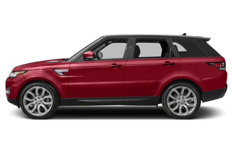 2017 Land Rover Range Rover Sport Exterior Photo
