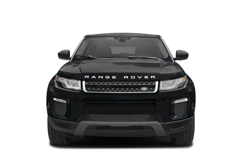 2016 Land Rover Range Rover Evoque Pictures
