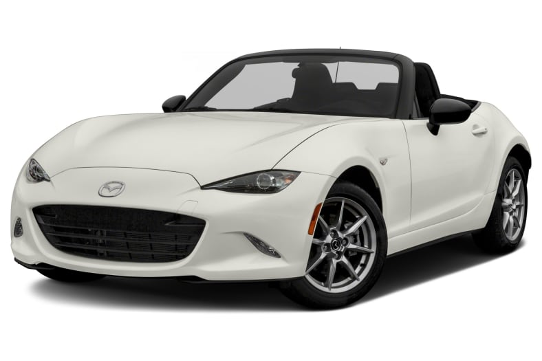 2017 Mazda Mx 5 Miata Exterior Photo