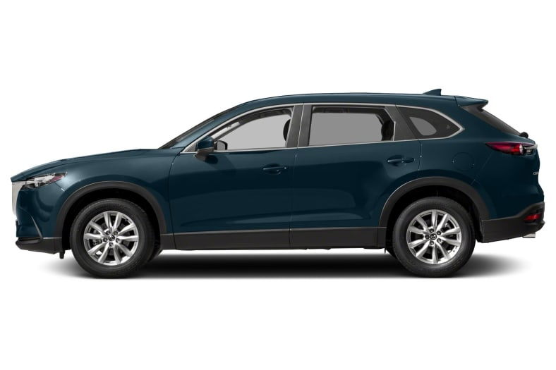 2016 Mazda Cx 9 Pictures