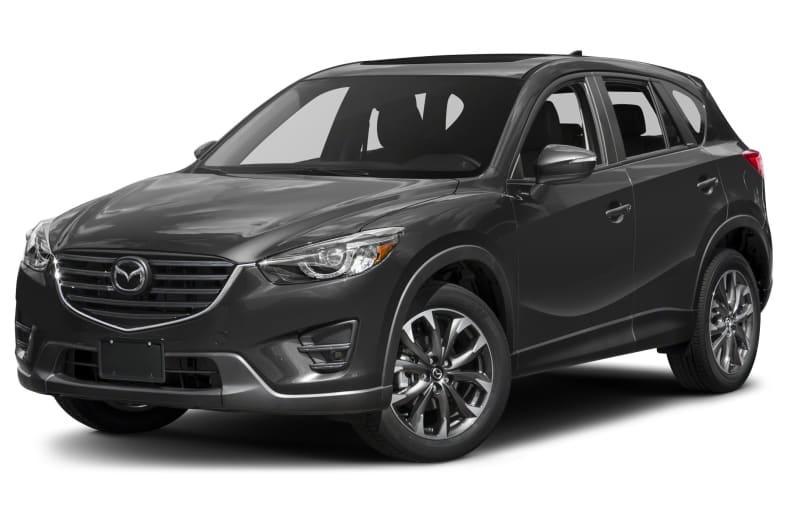 2016 CX-5