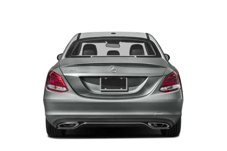 2018 Mercedes-Benz C-Class Exterior Photo