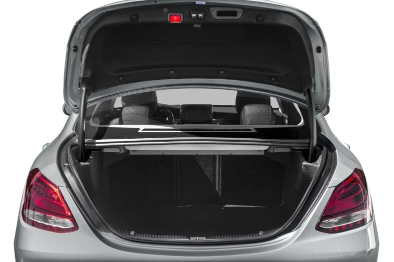 2017 Mercedes-Benz C-Class Exterior Photo
