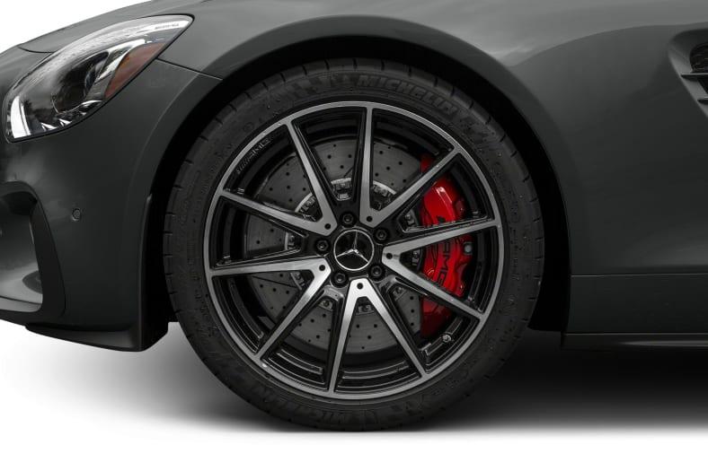 2016 Mercedes-Benz AMG GT Exterior Photo