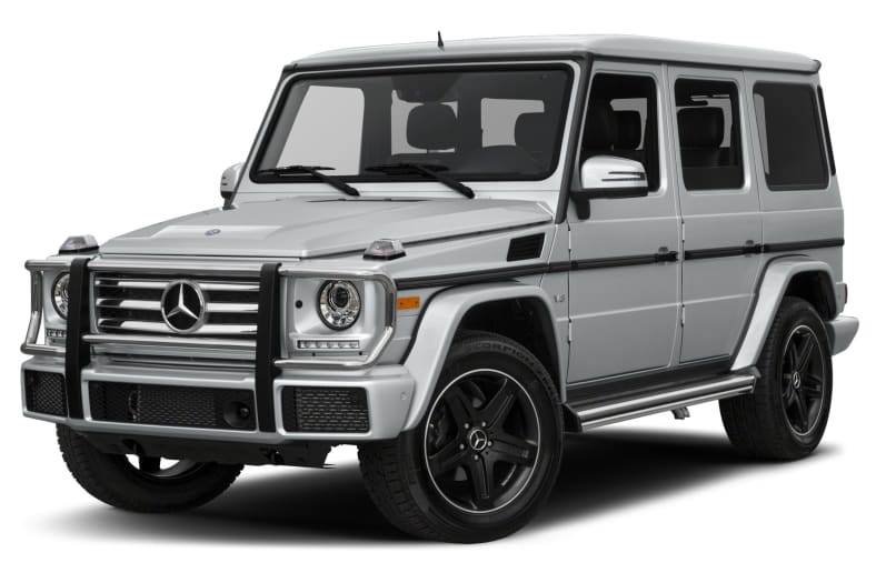 Beautiful Mercedes Benz G550 2016
