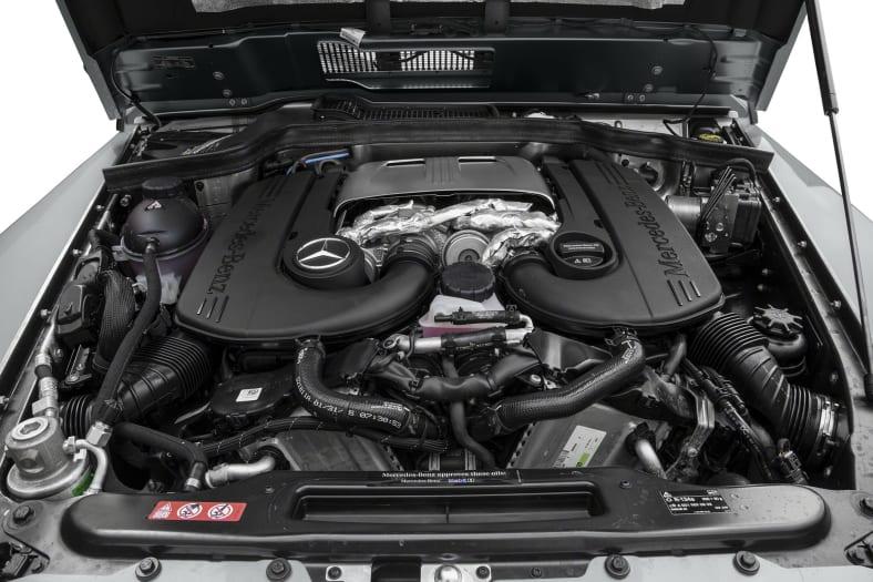 2018 Mercedes-Benz G-Class Exterior Photo
