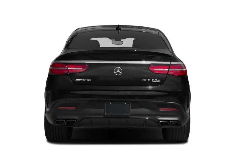 2017 Mercedes-Benz AMG GLE 63 Exterior Photo
