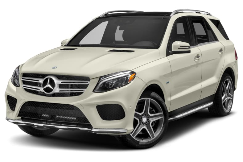 2018 mercedes benz gle 550e plug in hybrid information for Mercedes benz suv models list