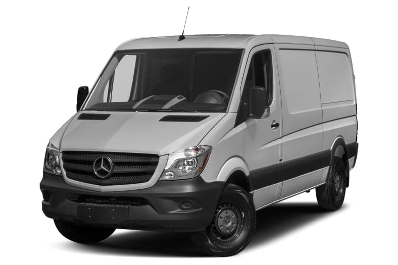 2017 Mercedes Benz Sprinter 2500 Exterior Photo