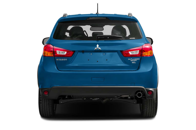 2017 mitsubishi outlander sport 2 4 sel 4dr front wheel drive pictures. Black Bedroom Furniture Sets. Home Design Ideas