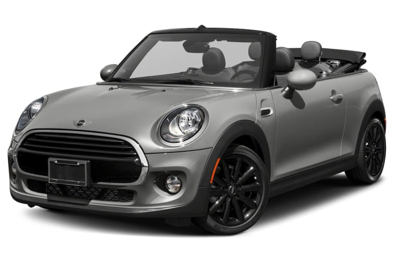 2018 Mini Convertible Exterior Photo