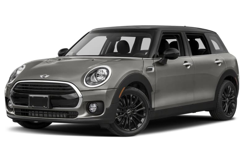 2018 mini clubman cooper 4dr all4 safety features