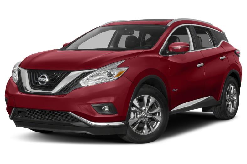 Unique Nissan Murano Ratings 2016